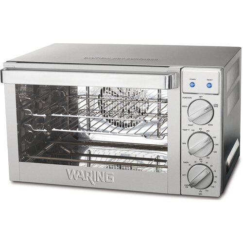 0.9-Cubic Foot Commercial Countertop Convection Oven