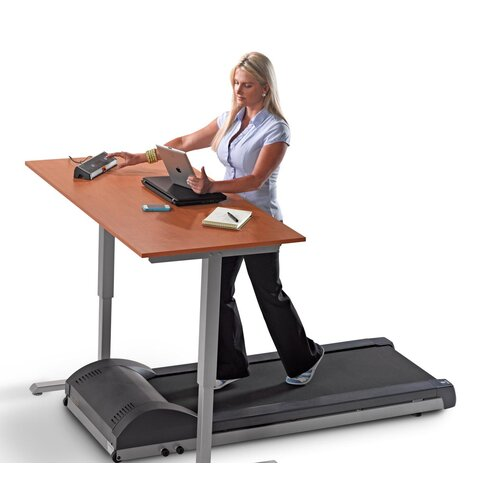 LifeSpan Fitness Standing Desk Treadmill