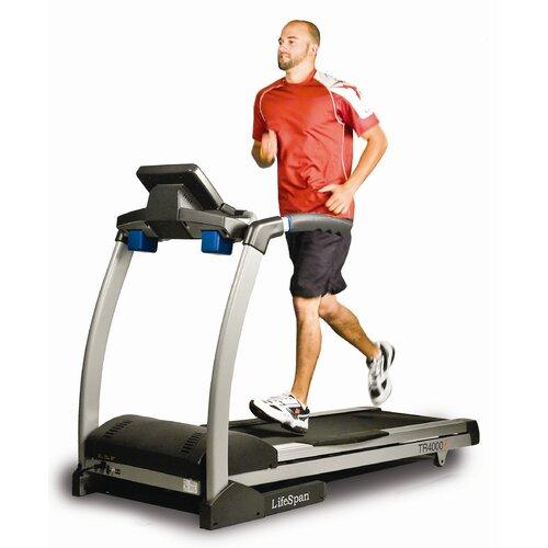 TR 4000i Folding Treadmill