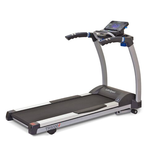 LifeSpan Fitness TR 5000i Non Folding Treadmill