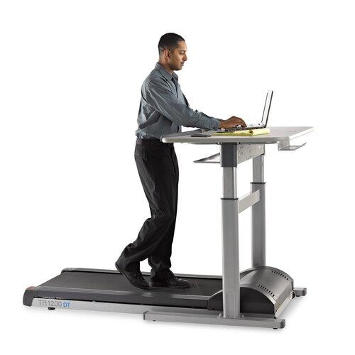 LifeSpan Fitness Treadmill Desktop