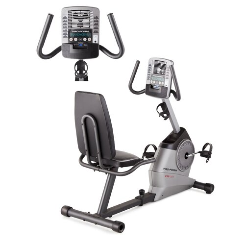 ProForm 210 CSX Recumbent Bike