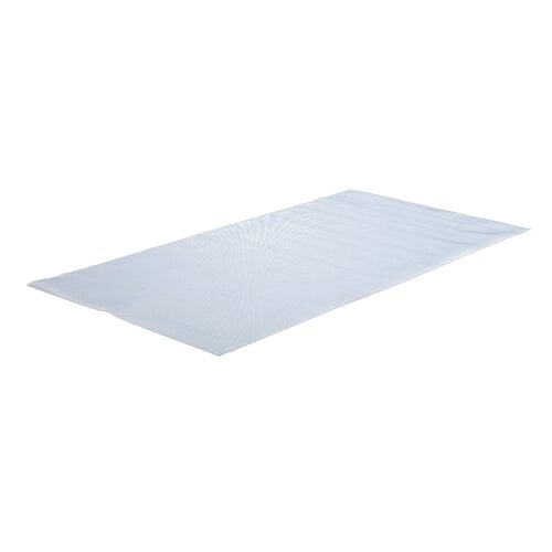 Equipment Exercise Mat in Clear