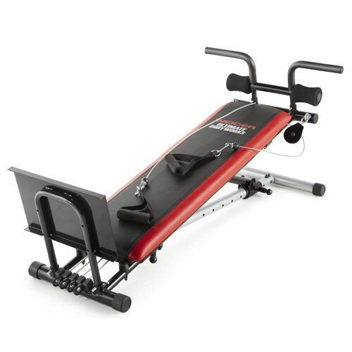 Weider 2980 Home Gym Exercises: Weider Ultimate Total Body Gym & Reviews