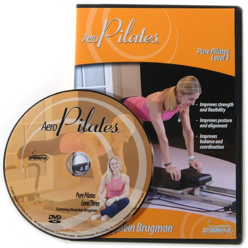 Stamina AeroPilates Level 3 Pure Pilates