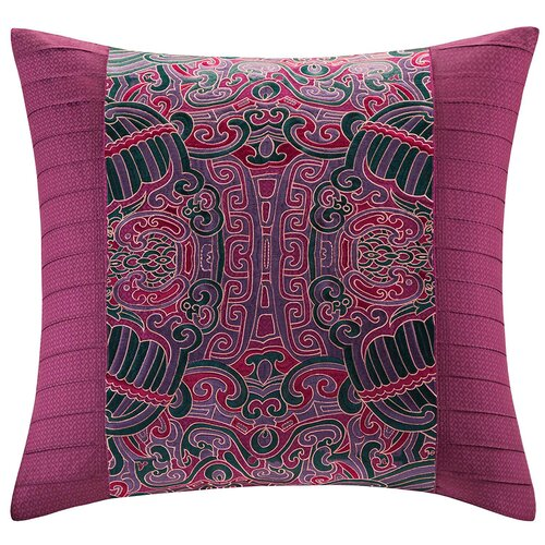 La Pagode Square Pillow