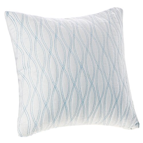 Coastline Square Cotton Pillow