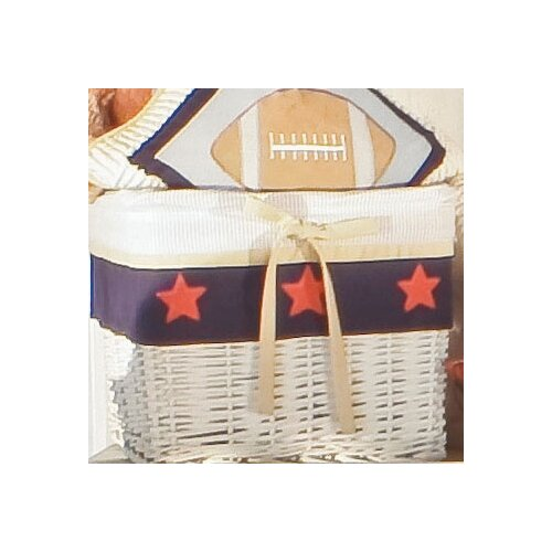 All Star Wicker Basket
