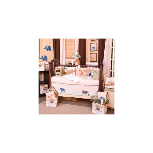 Brandee Danielle On Safari 18 Piece Crib Bedding Set