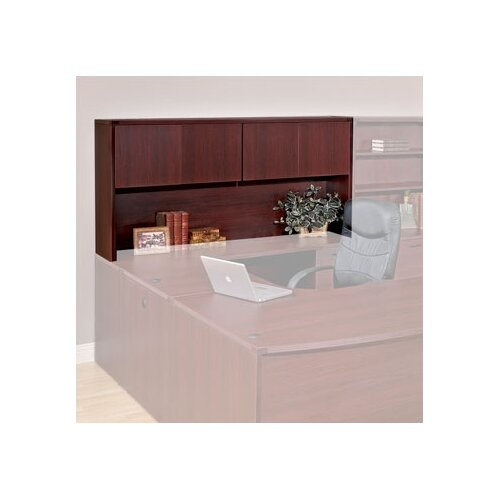 "OSP Furniture Napa 36"" H x 71"" W Desk Hutch"