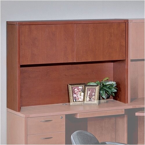 "OSP Furniture Napa 36"" H x 48"" W Desk Hutch"