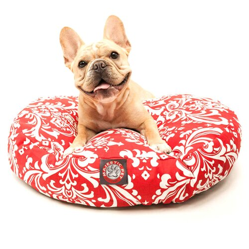 French Quarter Round Dog Pillow
