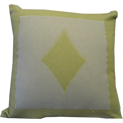 Melrose Home Double Diamond Pillow Shell