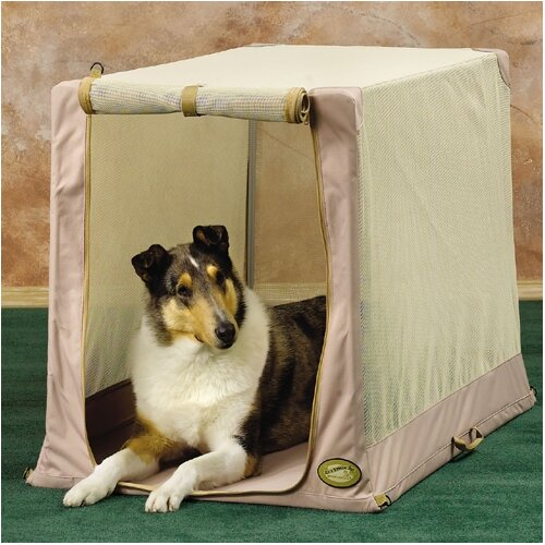 Classic Products It'z A Breeze Too - Soft Sided Pet Crate