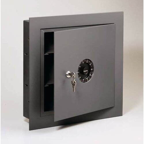 Sentry Safe Dial Lock Wall Safe (0.4 Cu. Ft.)