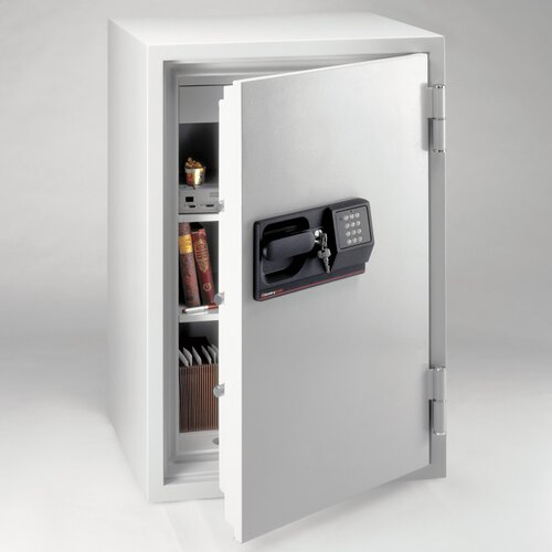 Electronic Lock Security Safe (4.6 Cu. Ft.)