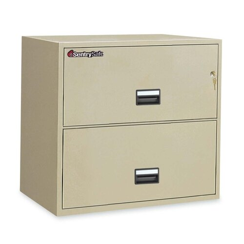 2 Drawer Lateral Fire File