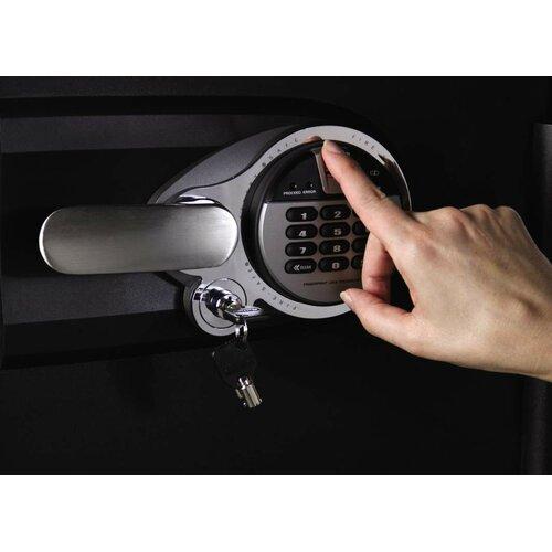 Sentry Safe Fireproof Biometric Lock Security Safe