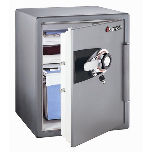 Combination Commercial Fire Safe (2 Cu. Ft.)