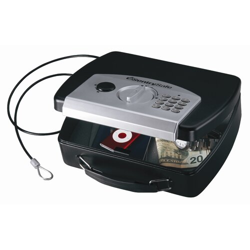 Sentry Safe Compact Electronic Safe