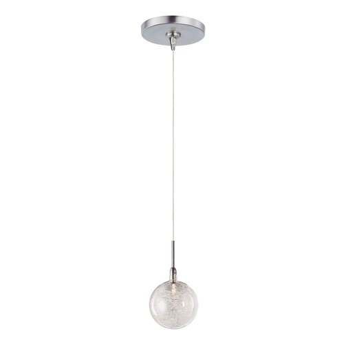 Wildon Home ® Starburst 1 Light RapidJack Mini Pendant
