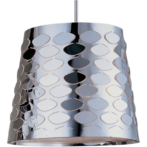Wildon Home ® Minx 1 Light Drum Pendant