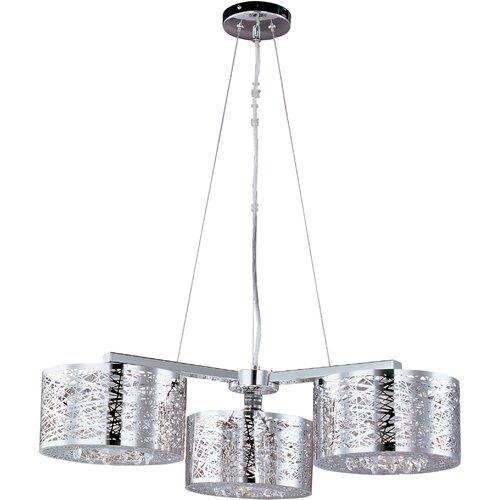 Wildon Home ® Shanon 3 - Light Multi - Light Pendant