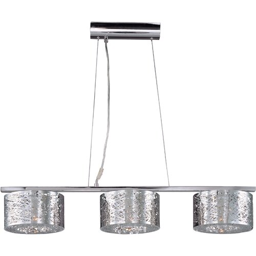 Wildon Home ® Shanon 3 - Light Linear Pendant