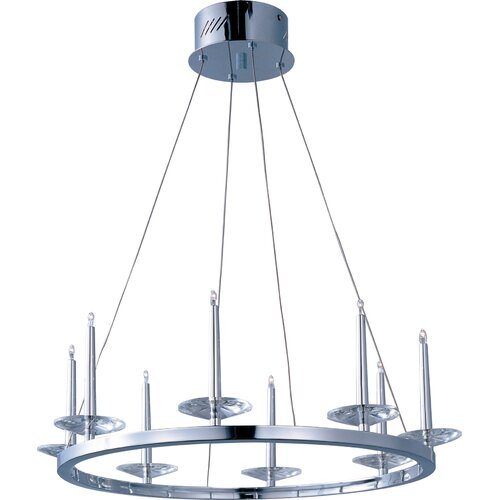 Elsuh 8 - Light Chandelier
