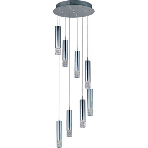 ET2 Bangle 8-Light Flush Mount