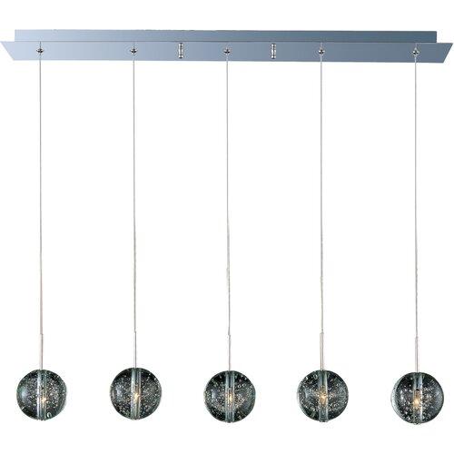 Wildon Home ® Celeste 5 - Light Linear Pendant