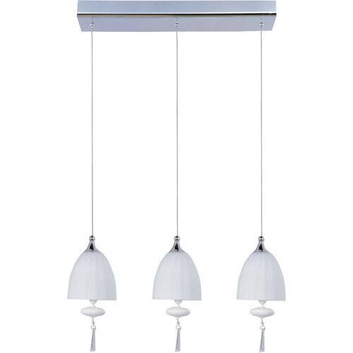 Wildon Home ® Duvtale 3 - Light Linear Pendant