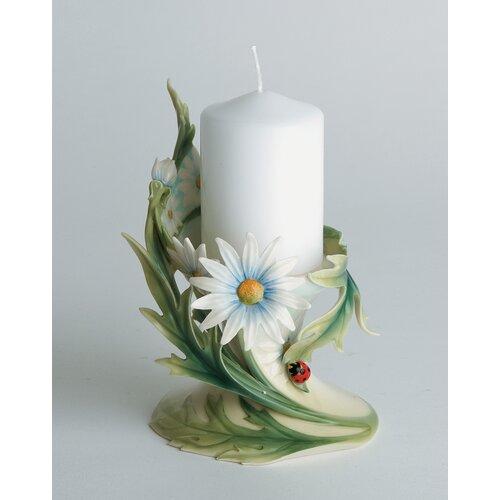 Franz Collection Ladybug Candle Holder
