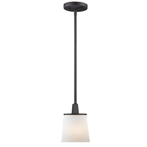 Ellipse II 1 Light Mini Pendant