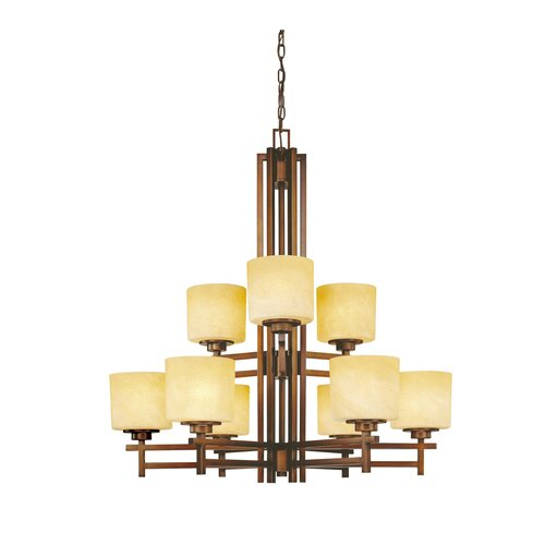 Dolan Designs Roxbury 9 Light Chandelier