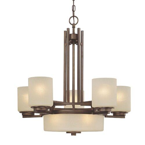 Dolan Designs Multnomah 8 Light Chandelier