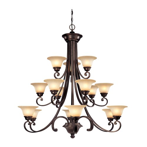 Dolan Designs Brittany 15 Light Chandelier