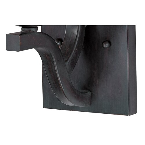 Dolan Designs Garrison 1 Light Arm Wall Sconce