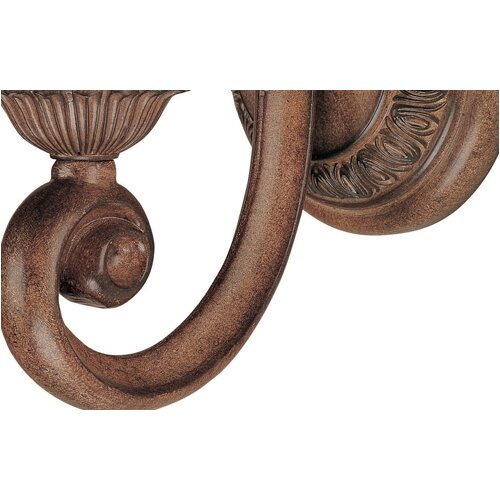 Dolan Designs Carlyle 1 Light Wall Sconce