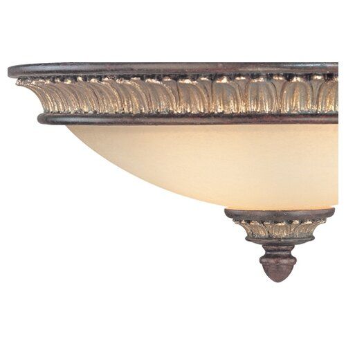 Dolan Designs Bonita 2 Light Semi Flush Mount
