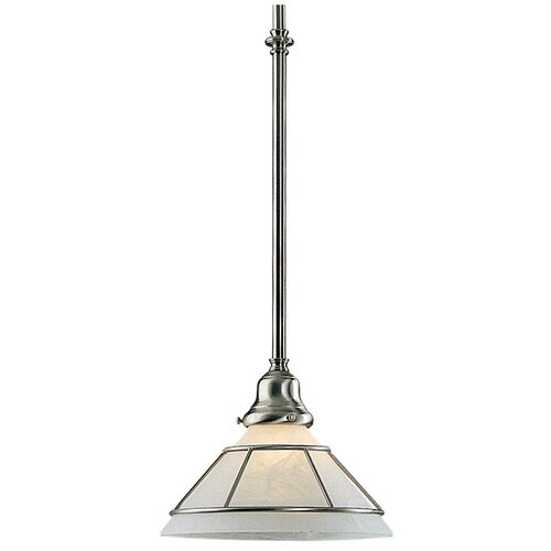 Craftsman 1 Light Mini Pendant