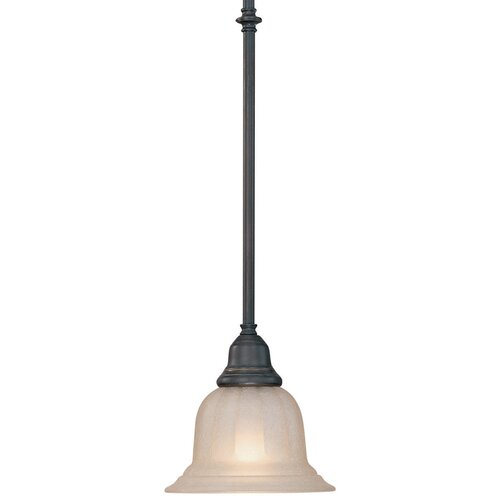 Dolan Designs Richland 1 Light Mini Pendant