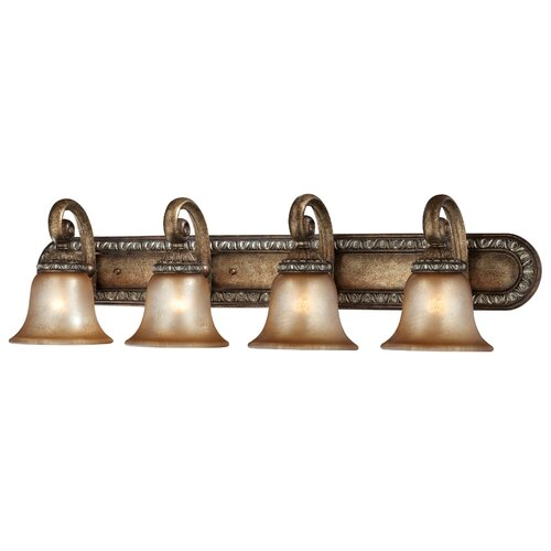 Dolan Designs Carlyle 4 Light Bath Vanity Light