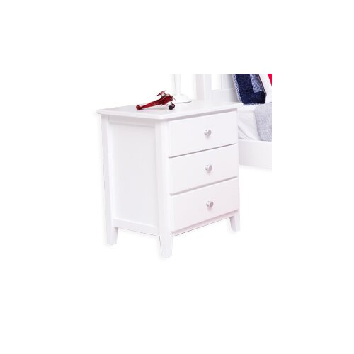 Sunbury Bedside Table