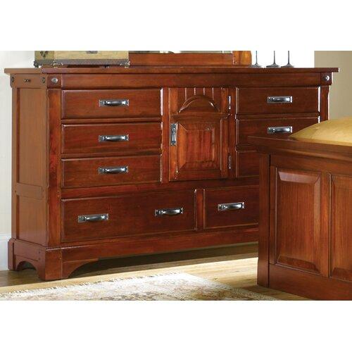 A-America Kalispell 8 Drawer Dresser