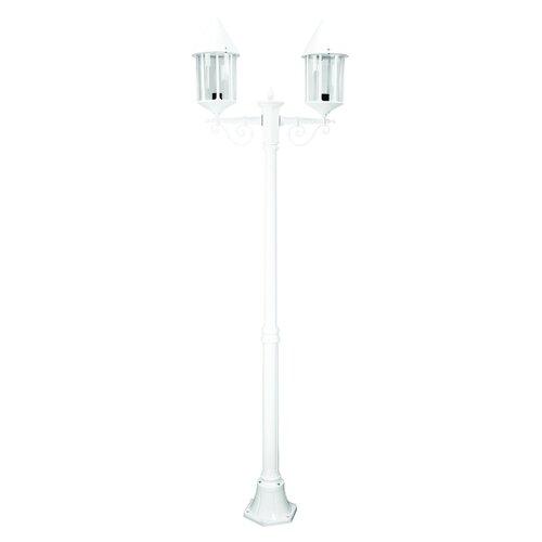 Domus Lighting Hannover Medium Two Light Outdoor Post Lantern