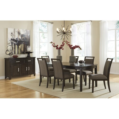 ... Ashley Lanquist Dining Room Sideboard with 3 Doors & Reviews  Wayfair