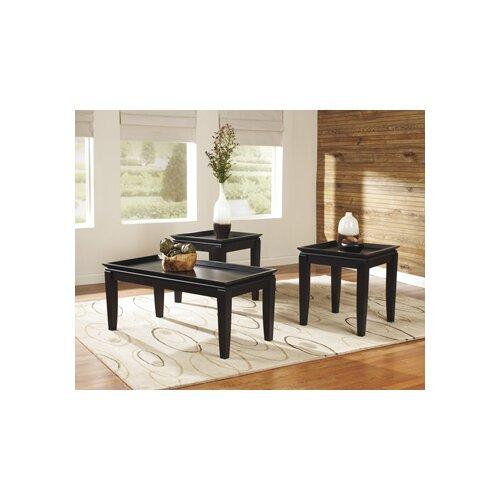 Fenton 3 Piece Coffee Table Set