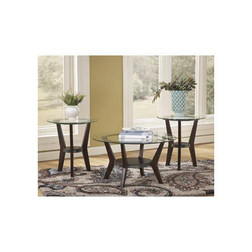 Curtis 3 Piece Coffee Table Set