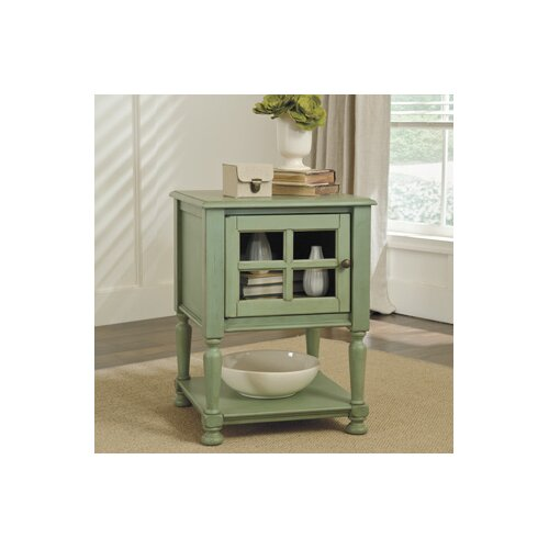 Brookwoods Chairside Table
